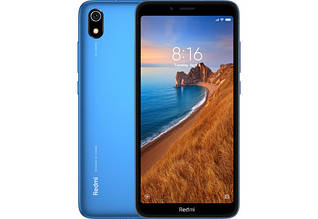 Смартфон Xiaomi Redmi 7A 2/32Gb Gem Blue [Global] (M1903C3EG) EAN/UPC: 6941059625971