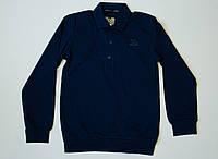 Стильна сорочка-поло для хлопчика на ріст 134-170 см