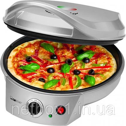Аппарат для пиццы  Clatronic PM 3622 28cm, фото 2