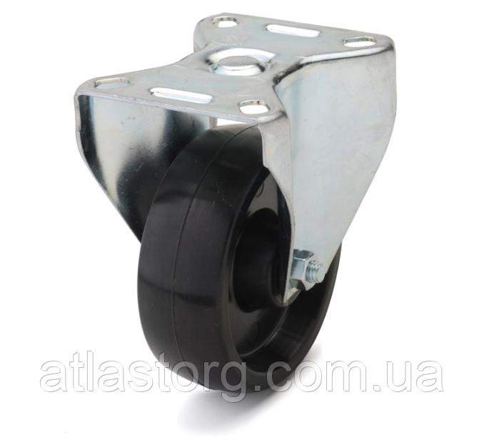 Колеса з фенольної смоли діаметр 200 мм з неповоротним кронштейном