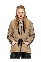Куртка женская осень-весна Залина оливковый (44-54)