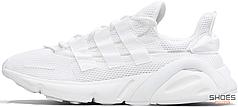Мужские кроссовки Adidas LXCON Triple White DB3393, Адидас Лексикон