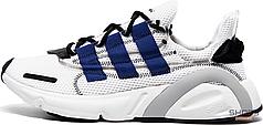 Мужские кроссовки Adidas LXCON Cloud White Active Blue DB3528, Адидас Лексикон