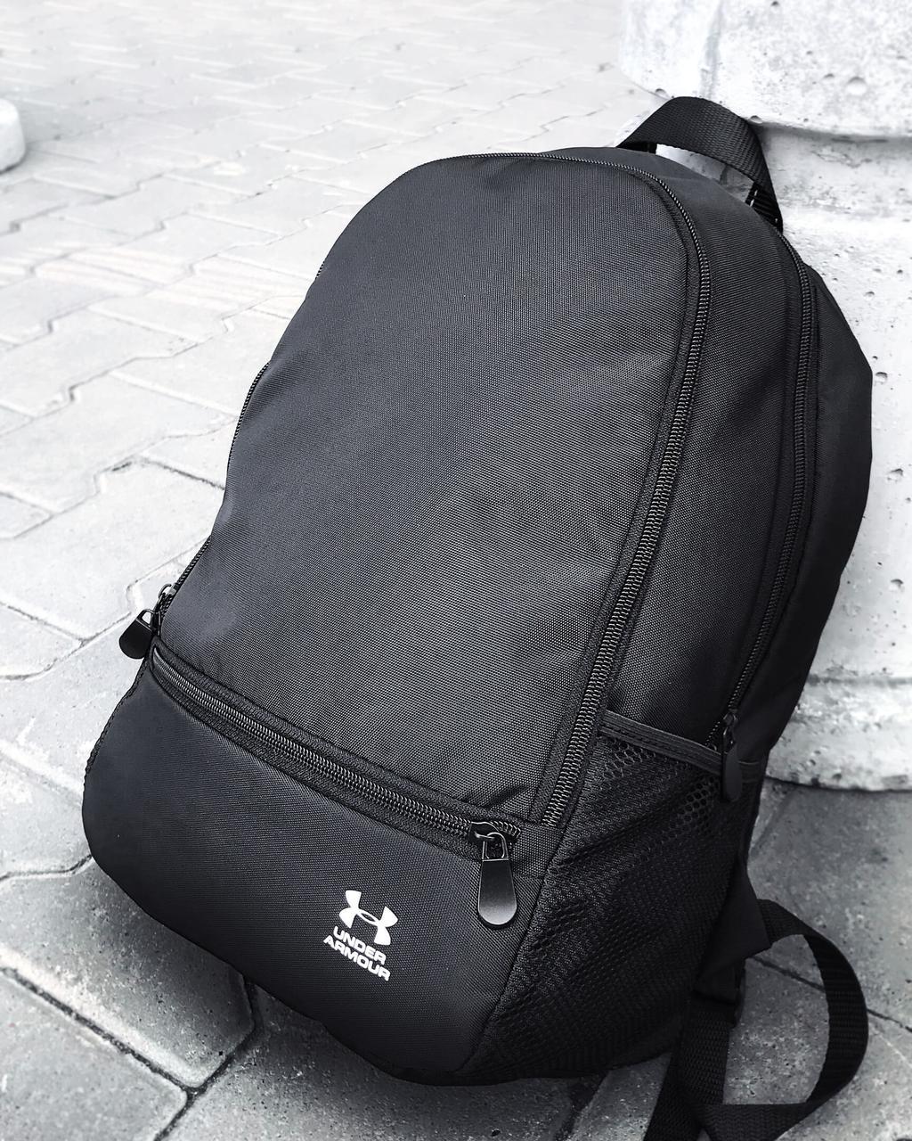 Рюкзак Under Armour черного цвета