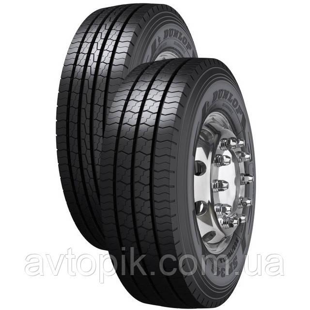Грузовые шины Dunlop SP 346 (рулевая) 295/60 R22.5 149L