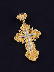 Крест на шею, торговой марки xuping jewelry, (позолота/родий)