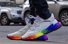 Женские кроссовки Adidas Ozweego Pride (2019) EG1076, Адидас Озвиго, фото 3