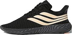 Женские кроссовки Adidas Sobakov Core Black Chalk Coral BB7674, Адидас Собаков