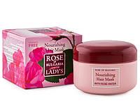 Маска для волос питающая Биофреш Rose of Bulgaria 330 мл