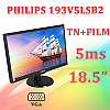Монитор 18.5'' Philips 193V5LSB2