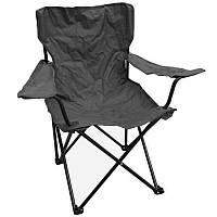Армейское походное раскладное кресло, черное. НОВОЕ. Великобритания, оригинал.