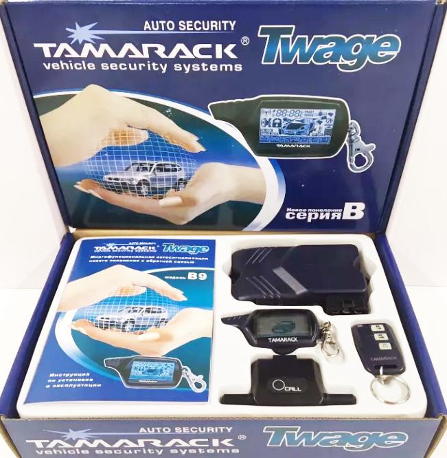 Автосигналізація Tamarack Twage B9