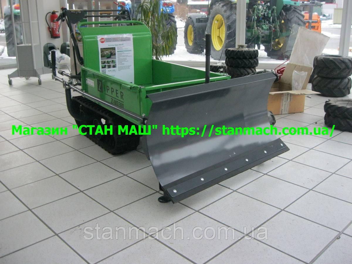Zipper ZI-MD300 ( Думпер ) Бензиновый гусеничный, мини самосвал