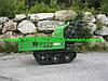 Zipper ZI-MD300 ( Думпер ) Бензиновый гусеничный, мини самосвал, фото 5