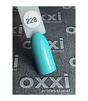 Гель лак Oxxi № 228