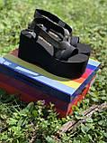 Стильные новые босоножки на платформе бренд, фото 6