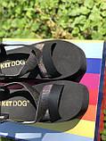 Стильные новые босоножки на платформе бренд, фото 2