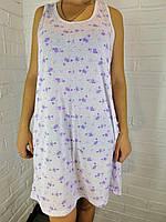 Ночная рубашка женская 54,56
