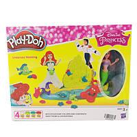 Игровой набор Play-Doh Подводная свадьба - 156273