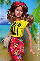 Барби гламурный отпуск Barbie Glam Vacation Polka, фото 1