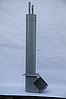 Кожух шнека зернового наклонный комбайна ДОН-1500А РСМ-10.01.47.010А