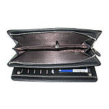 Чоловічий гаманець Baellerry S618-357 чорний, фото 3