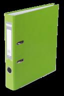 Папка-реєстратор Buromax Jobmax Lux А4 50 мм PVC салатова