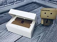 *10 шт* / Коробка для пластиковой карты / 140х85х45 мм / Белый / б.о., фото 1