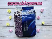Воск для депиляции пленочный горячий в гранулах ItalWax, 1000 г - слива фиолетовый plum, фото 1