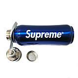 Вакуумный термос Supreme 800мл с чашкой, Синий, фото 2