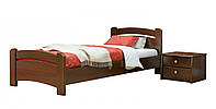 Кровать Венеция 80х190 Бук Щит 101 (Эстелла-ТМ)