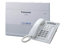 Мини АТС Panasonic KX-TEM 824 в Киеве