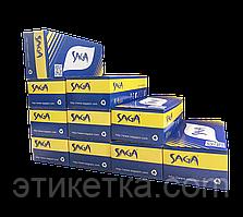 Пластиковые соединители (держатели бирок) 20 мм для деликатных тканей 5000 шт