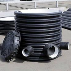 Полимерные колодцы канализационные и телекоммуникационные