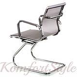 Кресло офисное Solano office mesh grey (серый), фото 3