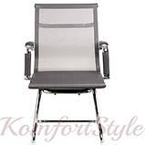 Кресло офисное Solano office mesh grey (серый), фото 2