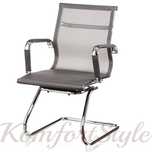 Кресло офисное Solano office mesh grey (серый)