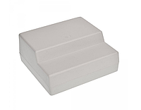 Корпус Z20 для электроники 120х125х54 Белый