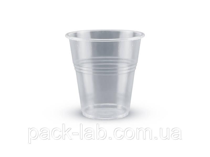 Стакан 160 мл Прозорий (100 шт)