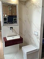 Подвесная тумба в ванную комнату