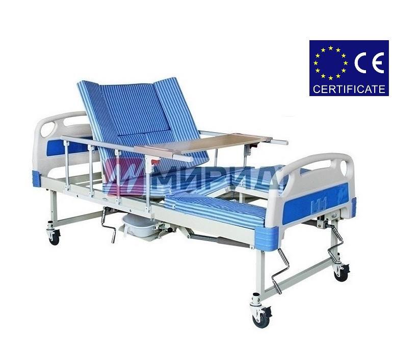 Медицинская функциональная кровать с туалетом E30 для реабилитации Mirid