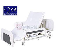Медицинская функциональная кровать с туалетом Е55 для реабилитации Mirid , фото 1