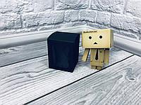 *10 шт* / Коробка / Бонбоньерка / 60х60х75 мм / ДИЗАЙН.Черн / окно-обычн, фото 1