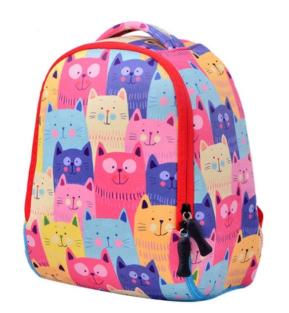 Рюкзак дитячий МК 3114, коти