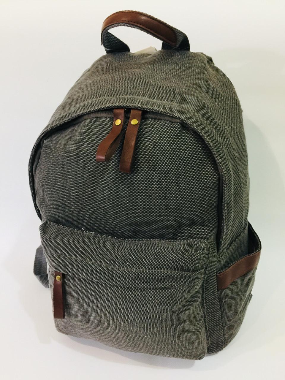 Рюкзак міський S150726, сірий