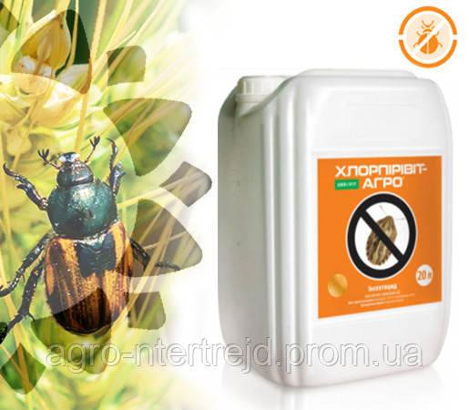 Инсектицид Хлорпиривит (Нурел Д )