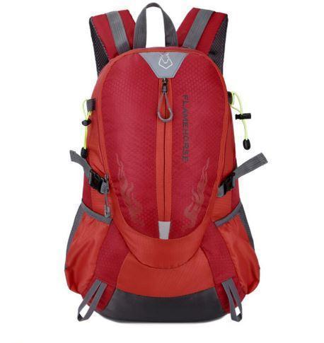 Рюкзак міський xs-0616 червоний, 40 л