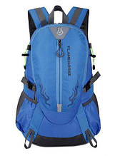 Рюкзак городской xs-0616 синий, 40 л
