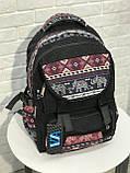 Рюкзак міський VA R-90-150, сірий, фото 2
