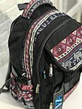 Рюкзак міський VA R-90-150, сірий, фото 3